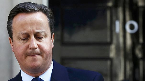British PM David Cameron resigns after UK exits European Union