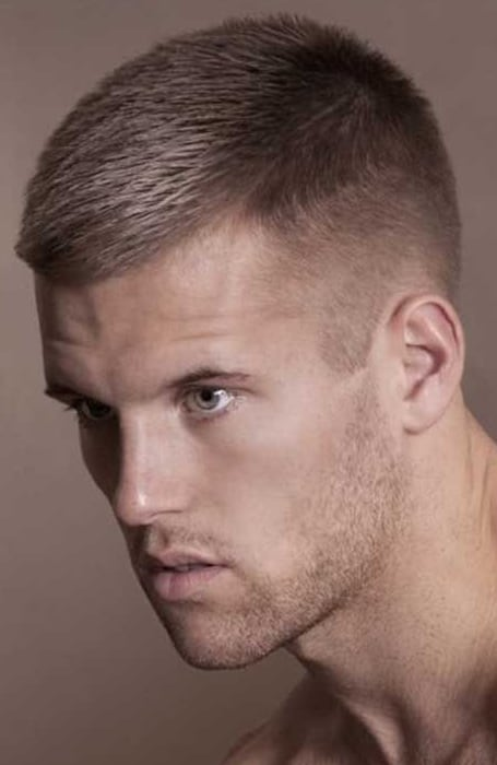Men's Buzz Cut Fade