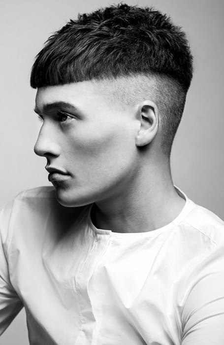 Men's Disconnected Fade