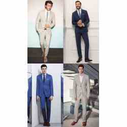 Irresistible Suits Wedding Guest Outfit Inspiration What To Wear To A Summer Wedding Fashionbeans What To Wear To A Wedding Men Guest No Suit Kmenfashionfashiontip 250263 Fashion Adviceml wedding What To Wear To A Wedding Men