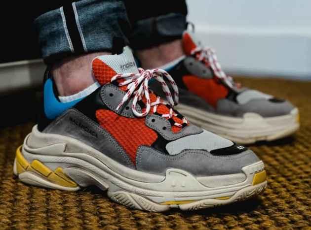 Giày Sneaker và những xu hướng đang chiếm lĩnh thị trường năm nay