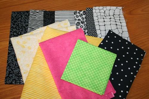backtack III fabrics