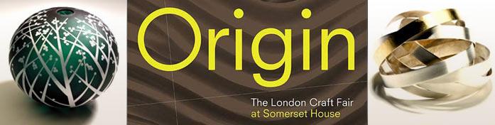 Hannah Lamb (UK) + Origin London Craft Fair Oct 3-15