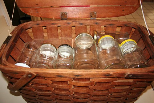 saving jars