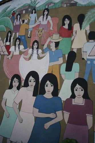 mural,  Jinotega