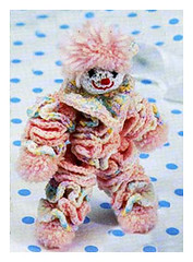 Creepy Clown Toy