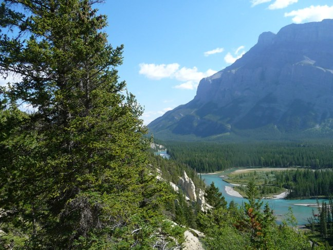 Bow River Hoodoos