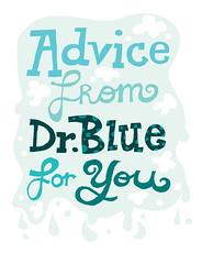 dr blue spam
