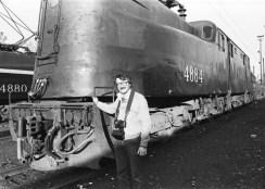 Kwechansky and GG1 October 1980