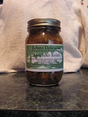 Artichoke Relish