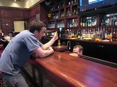 Ryan & Paul installing the cask engine