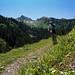 Descending Col des Annes