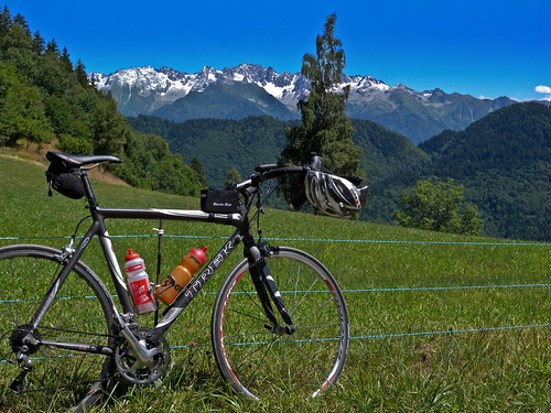 From Col de Champlaurent