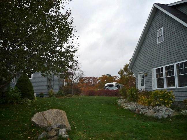 Staying at the Turners in Blue Hill, Maine