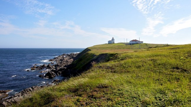 Trepassey Lighthouse