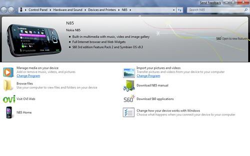 2009-01-22_1927 N85 Media Transfer in Windows 7 - zoomed