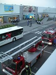 Frankfurt-Hahn + Bombeiros