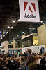 Adobe draws the crowds
