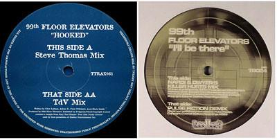99th Floor Elevators 12 inch vinyl