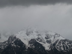 """Not So"" Grand Tetons with bad weather"