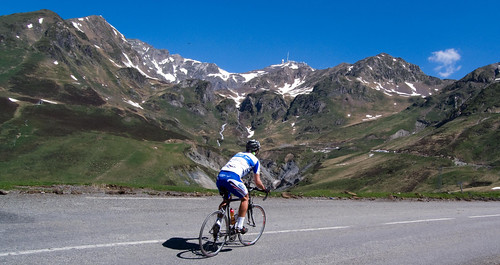 West side Tourmalet