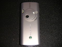 Sony Ericsson K608i (Back)