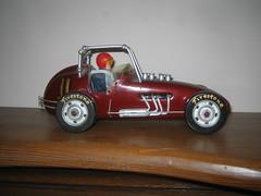 Mini Derby Race Car