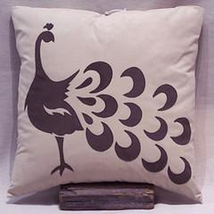 Proud as a Peacock - Pillows