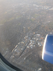 Arriving in Manchester