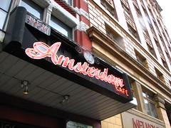 New Amsterdam Cafe in Vancouver BC