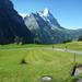 Eiger in distance