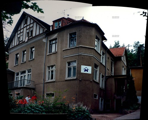 Eisenach Jugendherbergen (Calico Autostitch)