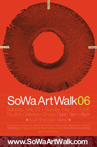 SoWa Art Walk + South End Open Market: Boston May 20-21
