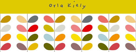 Orla Kiely Sample Sale July 6-9 [London]