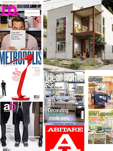 decor8 Picks: Favorite Design + Architecture Magazines