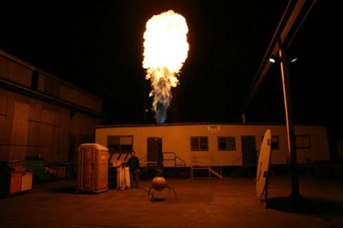 Fire Canon