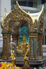 Brahma statue