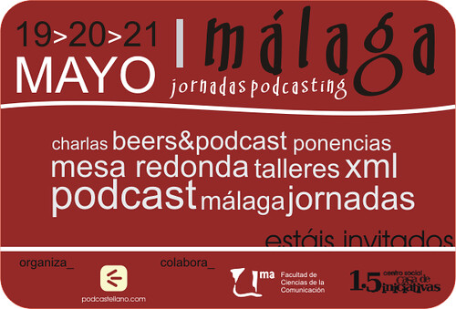Jornadas de podcasting