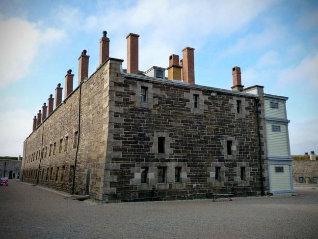 Citadel National Historic Site in Halifax, Nova Scotia