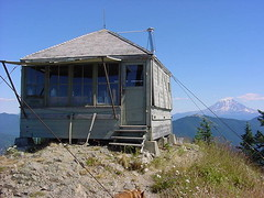 Burley Mtn Lookout