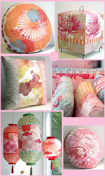 Orike Muth, Textile Designer in Hannover, Germany