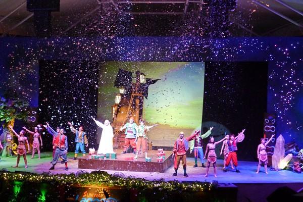 Peter Pan Musical
