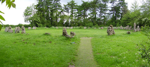 Rollright Stones - Kings Men Stone Circle