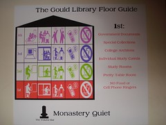Quiet Levels: 1st floor