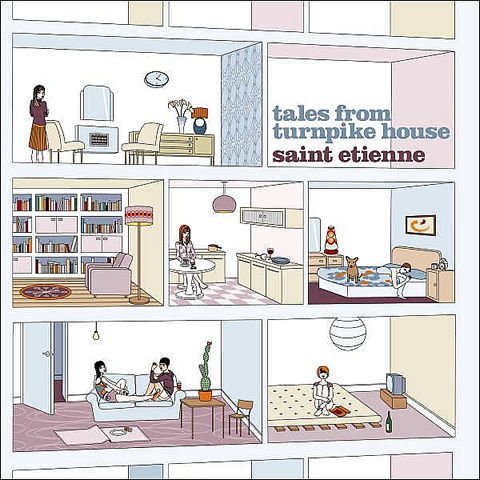 Tales from Turnpike House: Saint Etienne and Lora Findlay