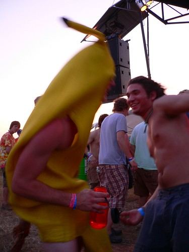 Banana Man dancin'