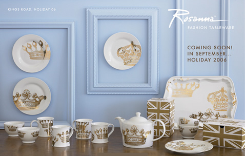 Rosanna - New Collections Arriving in September!