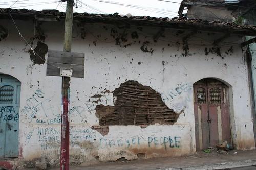 Aging construction, Granada