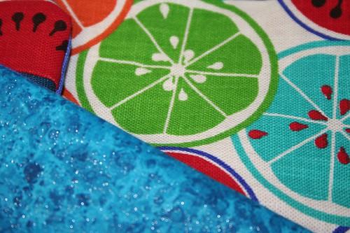 Fruity fabric