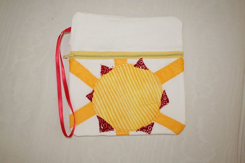 Sun pouch for Gina
